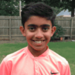 Malhar Patel, 6th grade (USA)