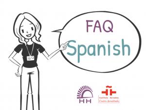 FAQ about Spanish language