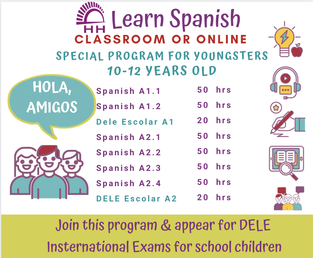 spanish classes in mumbai
